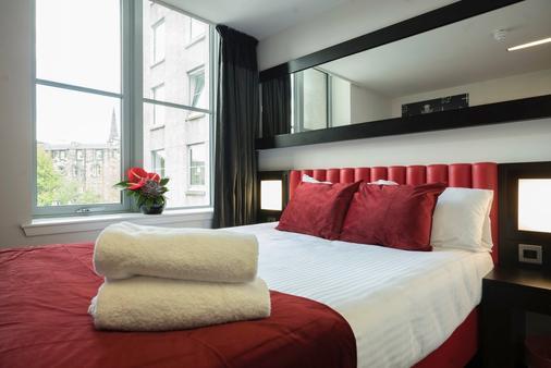 Haymarket Hub Hotel - Edinburgh - Bedroom