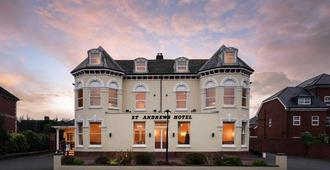 St Andrews Hotel - Exeter - Building