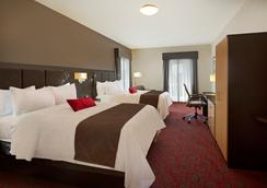 Best Western Plus Eastgate Inn & Suites - Regina - Bedroom