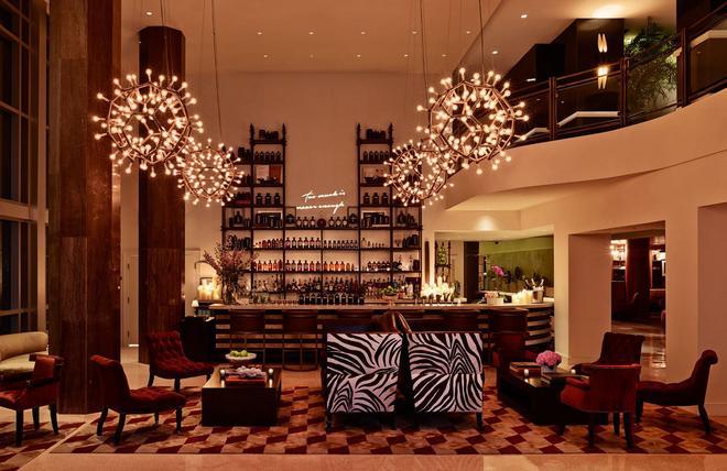 Villas At Shelborne - Miami Beach - Bar