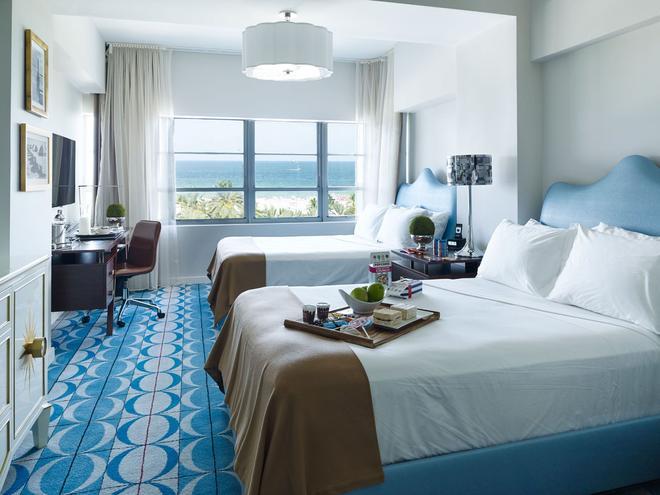 Villas At Shelborne - Miami Beach - Bedroom