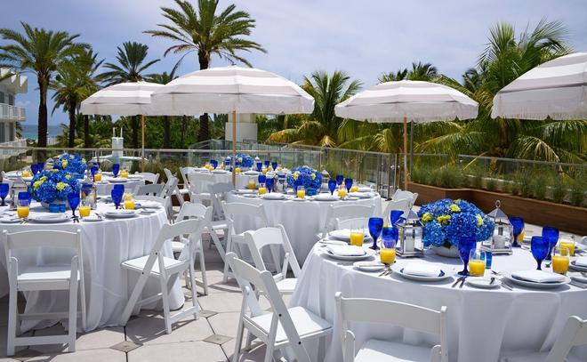Villas At Shelborne - Miami Beach - Banquet hall