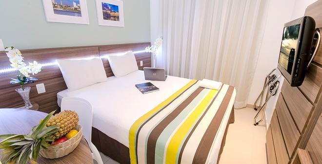 Hotel Express Vieiralves - Manaus - Bedroom