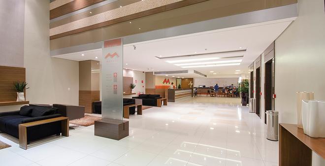 Hotel Express Vieiralves - Manaus - Lobby