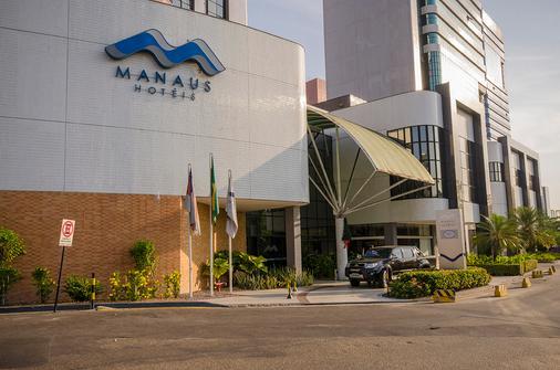 Manaus Hotéis - Millennium - Manaus - Building