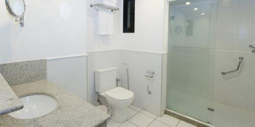 Hotel Saint Paul - Manaus - Phòng tắm