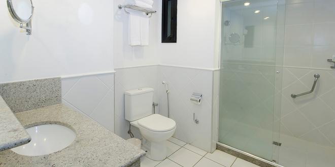 聖保羅公寓 - 瑪瑙斯 - 馬瑙斯 - 浴室