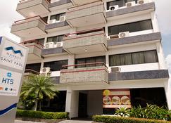 Hotel Saint Paul - Μανάους - Κτίριο