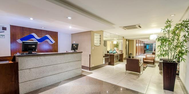 Hotel Saint Paul - Μανάους - Ρεσεψιόν
