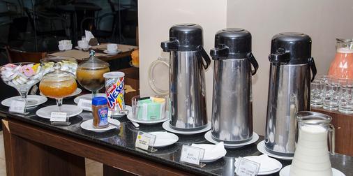 Hotel Saint Paul - Manaus - Buffet