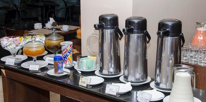 聖保羅公寓 - 瑪瑙斯 - 馬瑙斯 - 自助餐