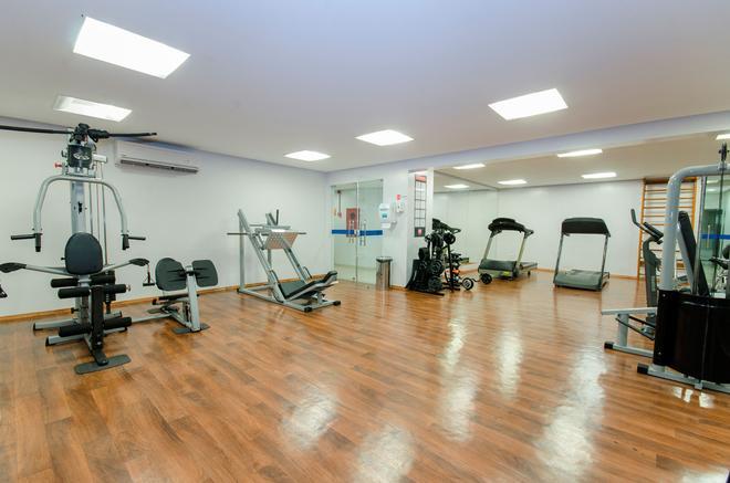 Hotel Adrianópolis All Suites - Μανάους - Γυμναστήριο