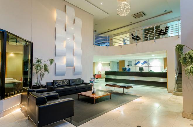 Hotel Adrianópolis All Suites - Manaus - Lobby
