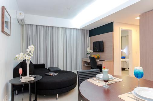 Hotel Adrianópolis All Suites - Manaus - Living room