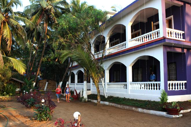 Osaiba Beach Resort - Panaji - Building