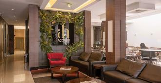 Acores Premium Hotel - פורטו אלגרה - לובי