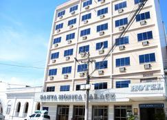 Santa Monica Palace Hotel - Corumbá - Building