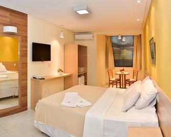 碰撞酒店 - 薩爾瓦多 - 薩爾瓦多 - 臥室
