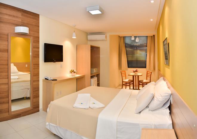 Hit Hotel - Salvador - Κρεβατοκάμαρα