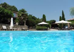 L'Esclériade - Entrechaux - Pool