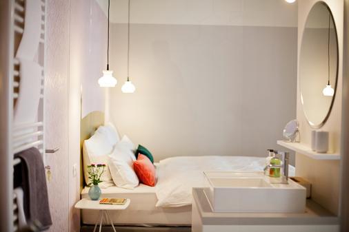 加爾默市場格拉茲飯店 - 維也納 - 臥室