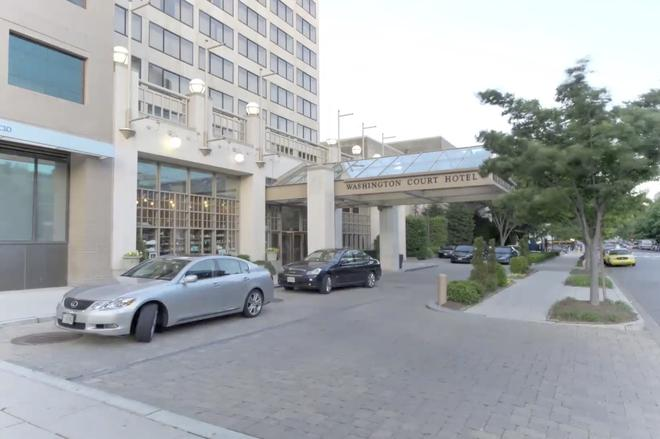 Washington Court Hotel - Washington - Rakennus