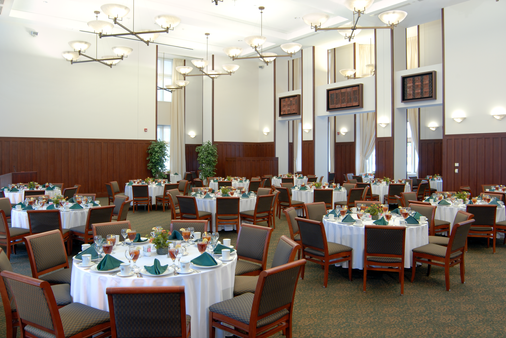 Charles F. Knight Executive Education Center - St. Louis - Banquet hall