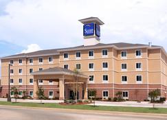 Sleep Inn & Suites Medical Center - Shreveport - Rakennus