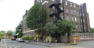 Abercorn house - London - Building