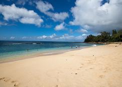 Backpackers Vacation Inn and Plantation Village - Haleiwa - Strand