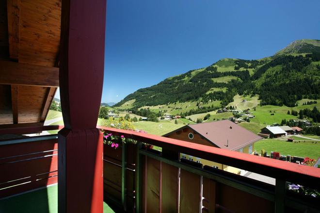 IFA Alpenrose Hotel Kleinwalsertal - Mittelberg - Balcony