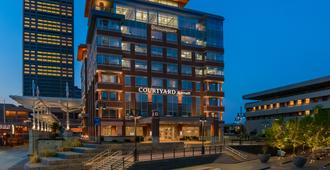 Courtyard by Marriott Buffalo Downtown/Canalside - Búfalo - Edificio