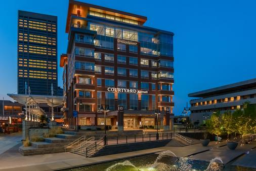 Courtyard by Marriott Buffalo Downtown/Canalside - Buffalo - Building