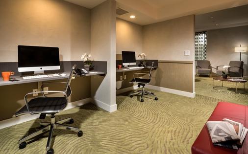 Aventura Hotel - Los Angeles - Business Center