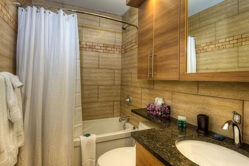 Western Hotel & Executive Suites - Guelph - Kylpyhuone