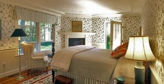 The Whalewalk Inn & Spa - Eastham - Bedroom