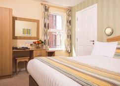 Malone Lodge Hotel & Apartments - Belfast - Bedroom