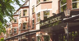 Malone Lodge Hotel & Apartments - Belfast - Toà nhà