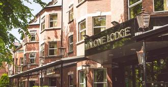 Malone Lodge Hotel & Apartments - Belfast - Bâtiment