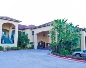Texas Inn And Suites - Rio Grande Valley - Edinburg - Gebouw