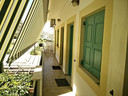 Matala Dimitris Resort - Matala - Balcony