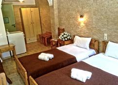 迪米瑞斯別墅酒店 - Faistos (法爾斯圖斯) - 馬塔拉 - 臥室