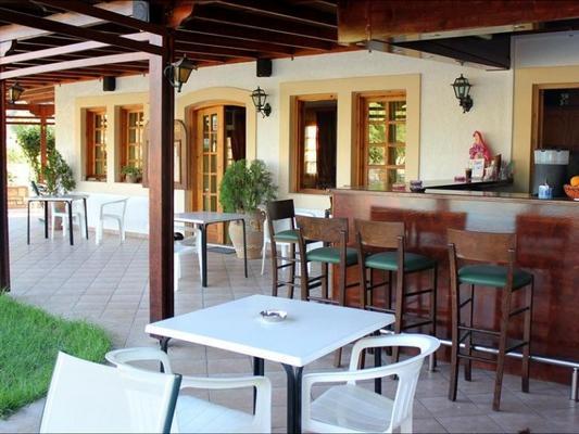 Matala Dimitris Resort - Matala - Bar