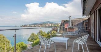 La Rouvenaz - Montreux - Balcony