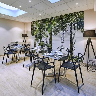 L'aparthoteL LhL - Dijon - Restaurante