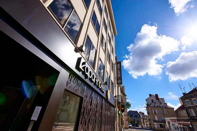 L'aparthoteL LhL - Dijon - Edificio