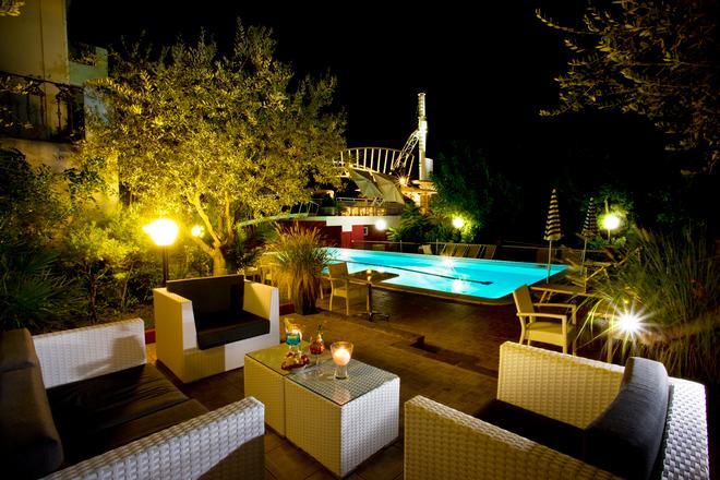 Du Parc Hotel - Gabicce Mare - Pool