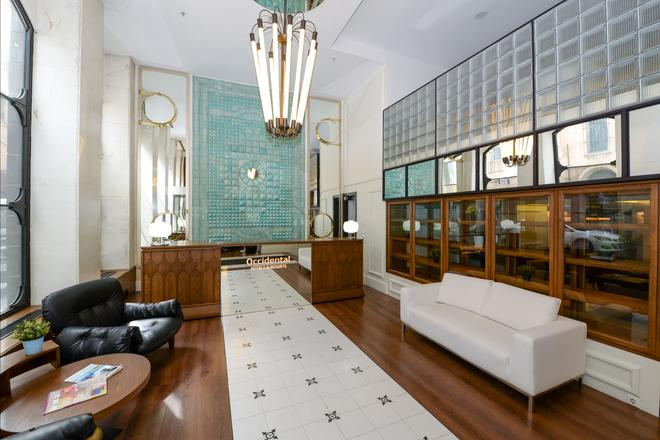 Occidental Pera Istanbul - Istanbul - Front desk