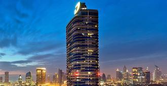 杜拜迪拜購物中心街達瑪克酒店 - 杜拜 - 建築