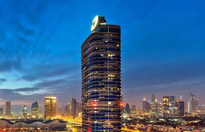 DAMAC Maison Dubai Mall Street - Dubai - Building